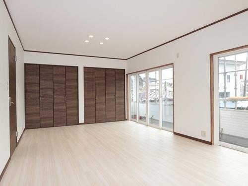 2階和室床の間からクローゼットへ アフター.JPG